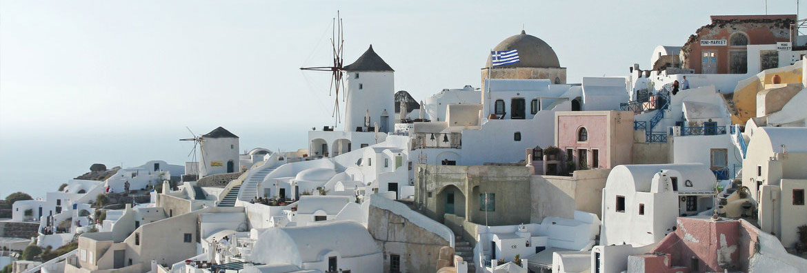 Combining Work and Holidays in Greek Islands
